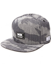 Men - Stealth Snapback Cap