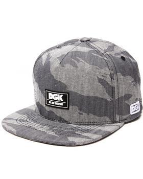 DGK - Stealth Snapback Cap