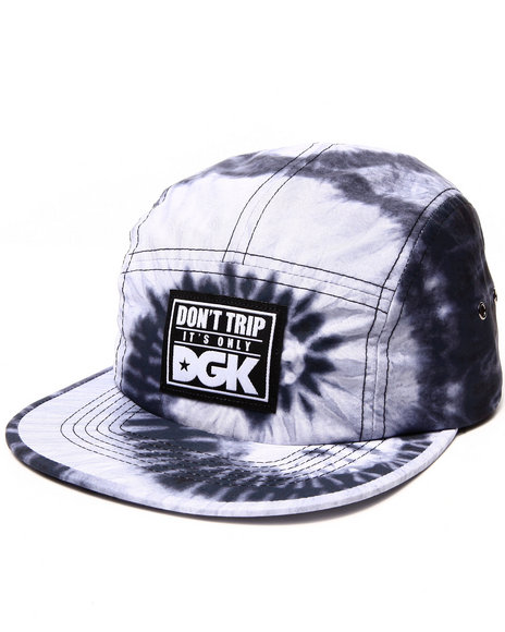 Dgk Men Don't Trip 2 5-Panel Hat Grey