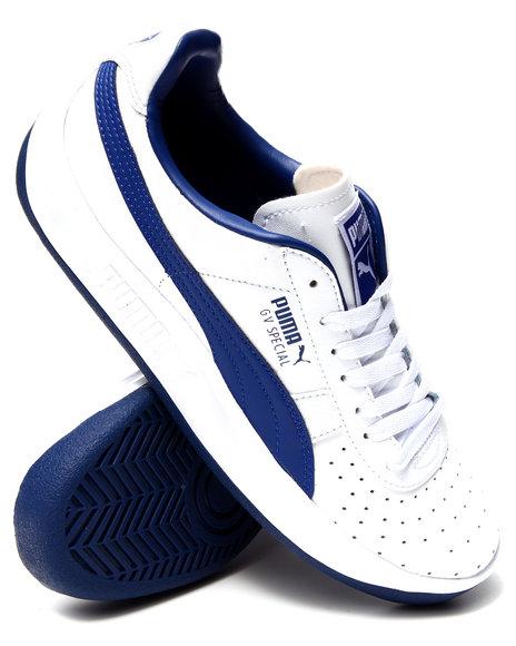 Puma - Men Blue,White Gv Special Sneakers