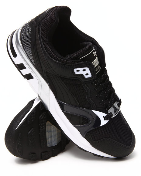 Puma - Men Black Trinomic Xt2 Plus Tech Ws Sneakers