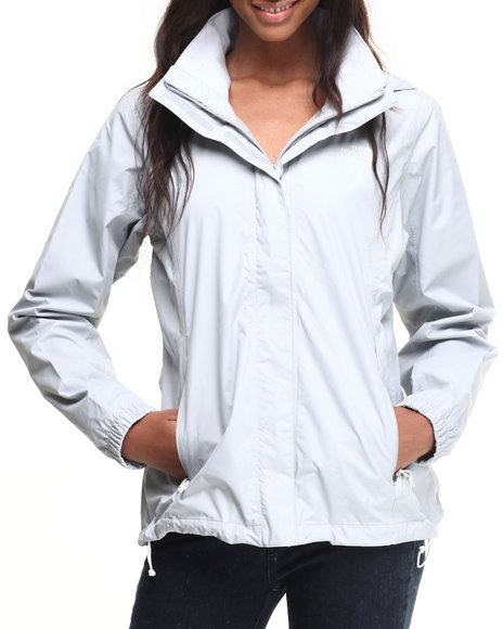 The North Face - Women Grey Resolve Jacket