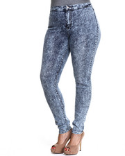 Jeggings  - Skinny High Waist Jegging