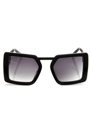 Accessories - Amazonian Black Square Shades