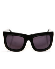 Accessories - Krill Wayfer Black Shades