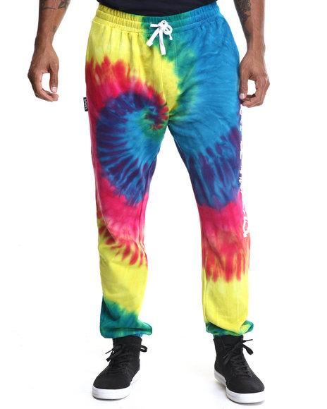 Dgk - Men Multi Don't Trip Fleece Pants