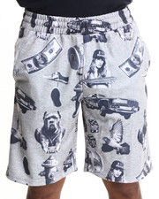 Men - Vices Fleece Shorts