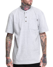 Dickies - Dickies S/S Heavy Weight Henley