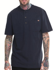 Men - Dickies S/S Heavy Weight Henley