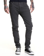 Straight - Pistol Denim Jeans