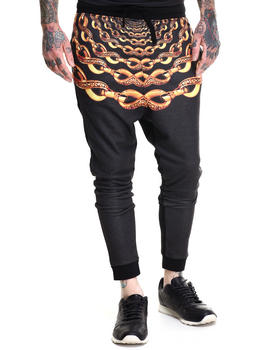 Two Angle Clothing - Topex Printed Joggers