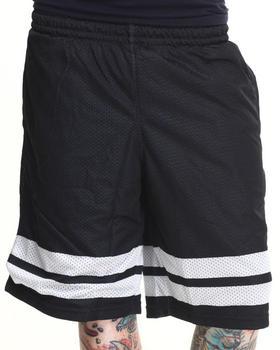 Waimea - Stripe Block Mesh Shorts