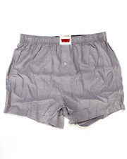 Men - Chambray Single Boxer Shorts