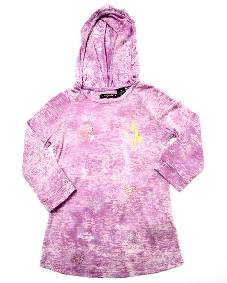 Baby Phat Violet Fashion Tops