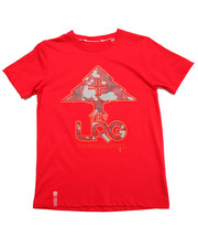 Boys - TREE FILL TEE (8-20)