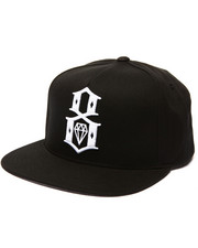 Men - Rebel8 Logo Snapback Hat