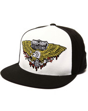 Men - Rebel8 Bomber Snapback Hat
