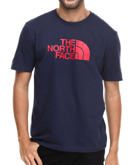 The North Face - Men Navy Half Dome Tee