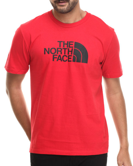 The North Face Red T-Shirts