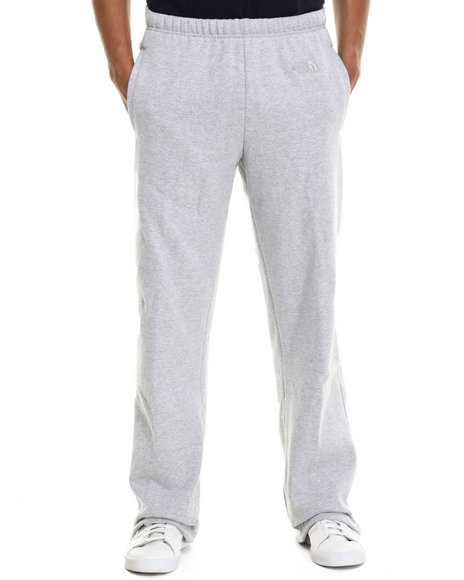 The North Face - Men Light Grey Logo Pants