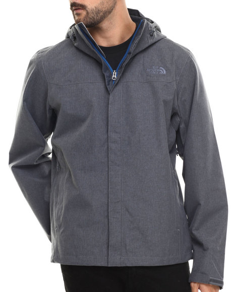 The North Face - Men Grey Venture Jacket