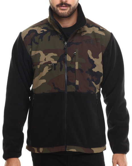 The North Face - Men Camo Denali Jacket
