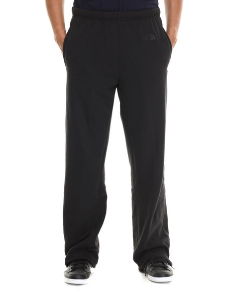 The North Face - Men Black Logo Pants