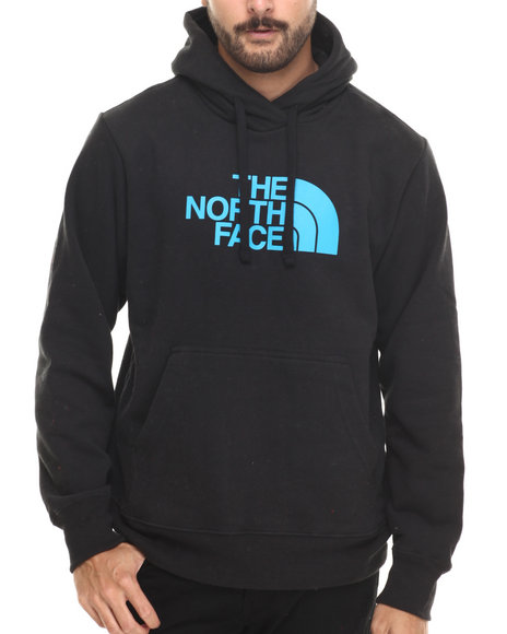 The North Face - Men Black Half Dome Hoodie