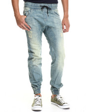 Jeans & Pants - Denim Long - Pant Jogger