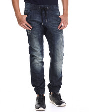 Men - Denim Long - Pant Jogger