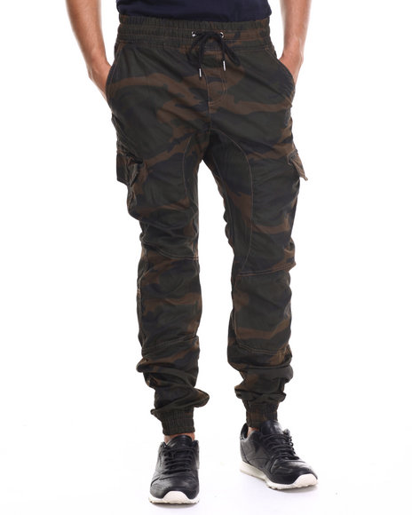Buyers Picks Brown,Camo Pants