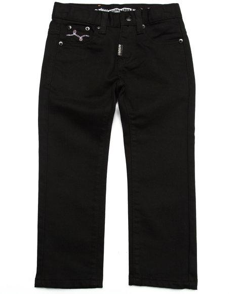 Lrg - Boys Black L-47 Jeans (4-7)