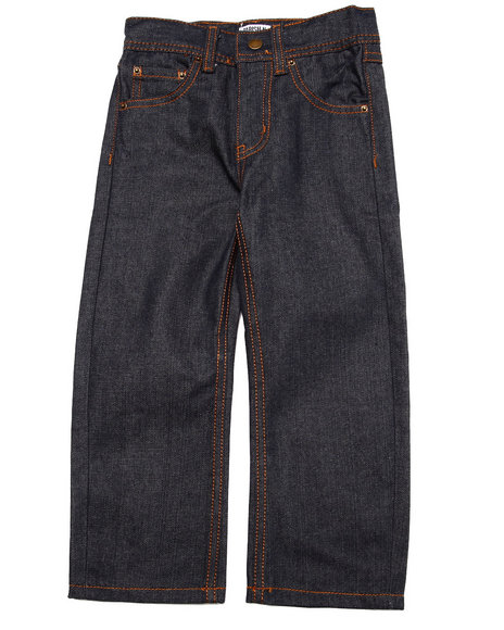 Parish - Boys Raw Wash Raw Denim Jeans (4-7)