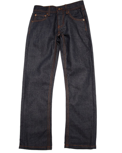 Parish - Boys Raw Wash Raw Denim Jeans (8-20)