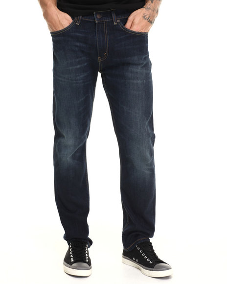 Levi's - Men Dark Wash 508 Regular Taper Fit Jeans