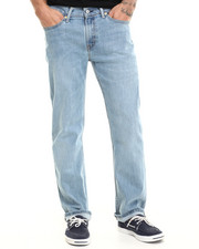 Straight - 514 Slim Straight Fit Blue Stone Jeans