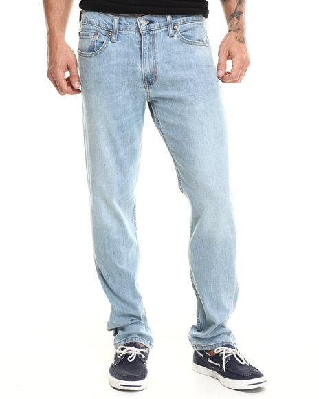 Levi's - Men Light Wash 511 Slim Fit Blue Stone Jeans