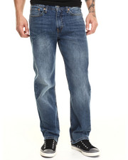 Straight - 514 Slim Straight Fit Black Stone Jeans