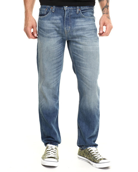 Levi's - Men Medium Wash 511 Slim Fit Carry On Jeans