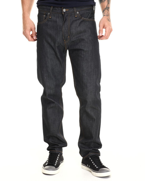 Levi's - Men Raw Wash 508 Regular Taper Fit Rigid Envy Jeans