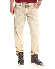Pants - Ricky Sandstone Twill Pant