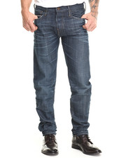 True Religion - Kurt Faded Selvedge Denim