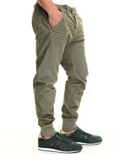 True Religion - Olive Cord Runner