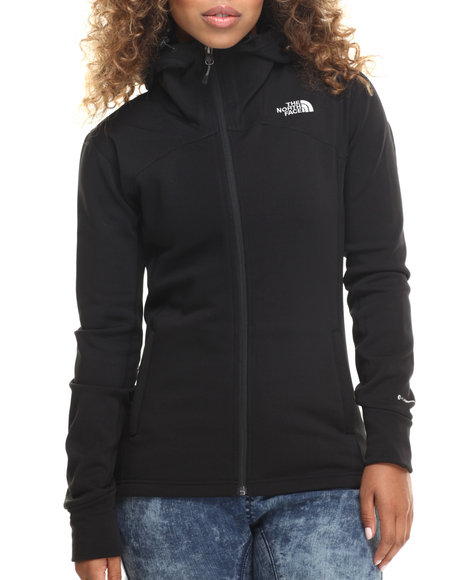 The North Face - Women Black Momentum Hoodie