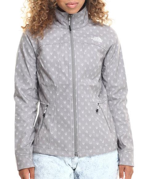 The North Face - Women Grey Orello Jacket
