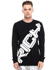 -FEATURES- - Big Rich L/S Tee