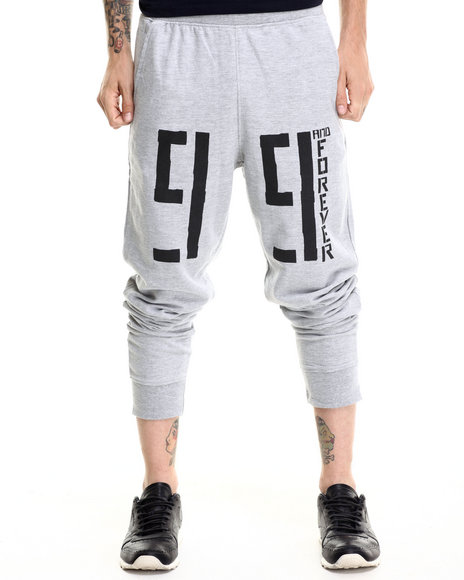 Rocawear - Men Grey 99 & Forever Sweatpants