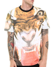 Men - Tiger Style Crewneck Tee