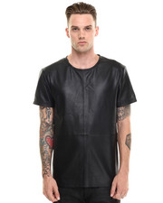 -FEATURES- - A Crotch Leather Tee
