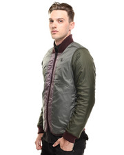 Jackets & Coats - Clackby Reversible Bomber Jacket